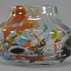 "Fostoria (W. VA.) ""Impressions"" Art Glass Vase"