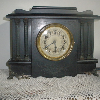 "New Haven Mantel Clock - ""The Elsworth"""