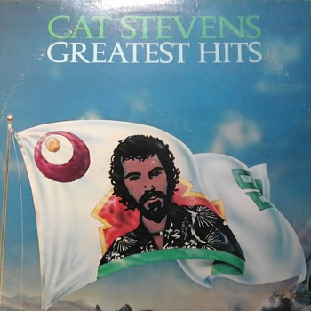 "Cat Stevens ""Greatest Hits "" - Records"