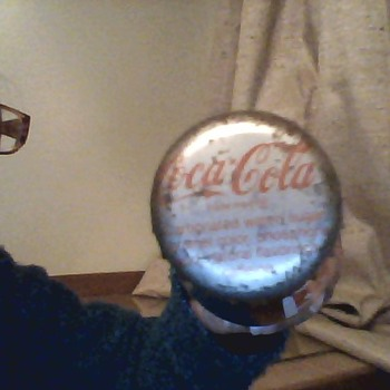 Coca Cola 10 FL oz glass bottle - Bottles