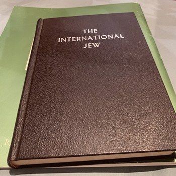 The International Jew Book - Books