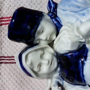 Dutch couple? - Figurines