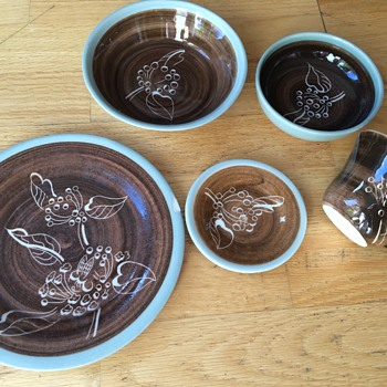 Gabriel Pasadena from Great Grandma - Pottery