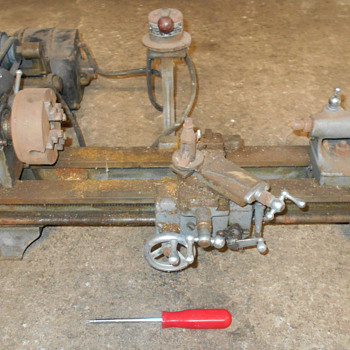 Mini Atlas metal lathe - Tools and Hardware