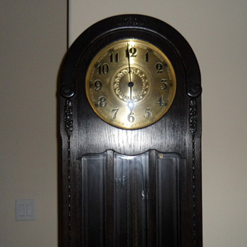 Grandfather Clock (Black Forrest?) - Clocks