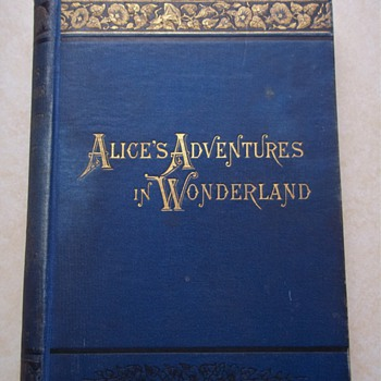 Alice's Adventures in Wonderland 1880 - Books