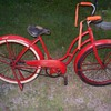 1930's Colson barn find.