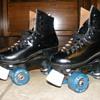 Vintage Oberhamer Roller Skates