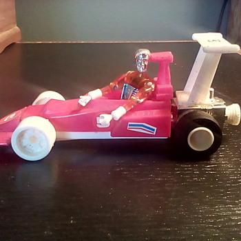 "Micronauts "" Warp Racer "" - Toys"