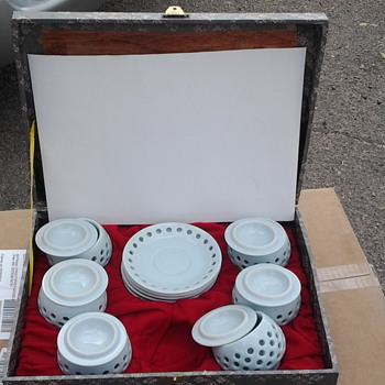Incomplete Tea Set? - Asian