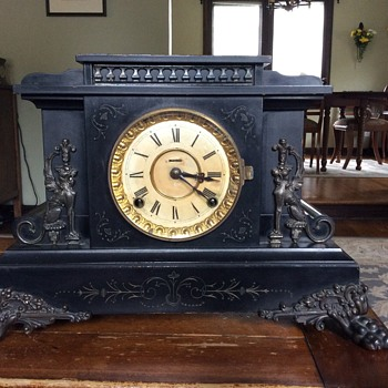 Mantel Clock...tell me about it please