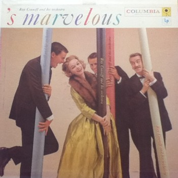 """Ray Conniff and his orchestra: 's marvelous"" Record Album - Records"