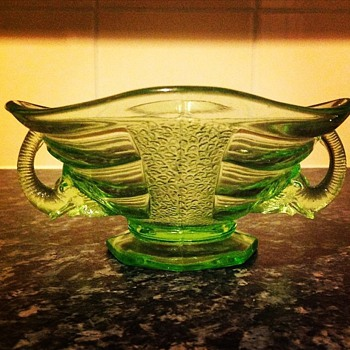 One of the many favorite pieces in my collection - Art Glass