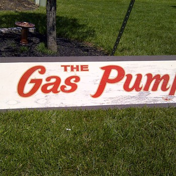 What a name for a gas station!!!! - Signs