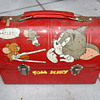 Vintage Tom & Jerry lunchbox