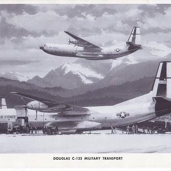 Douglas C-133 Cargomaster Douglas Aircraft Photo Series