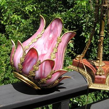 Victorian Banquet Lamp - Lamps