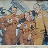 Astronauts autographs