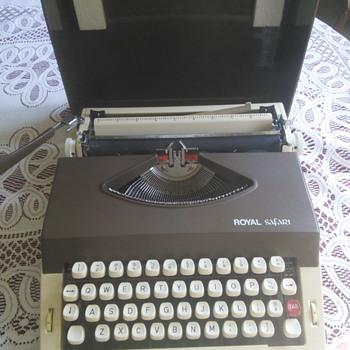 Vintage Typewriters - Office