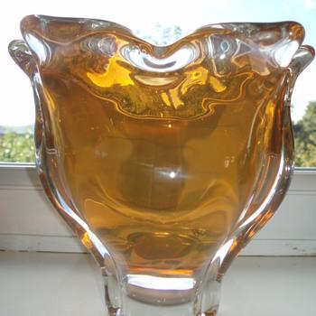 Josef Hospodka 1960's No.3364 - Art Glass