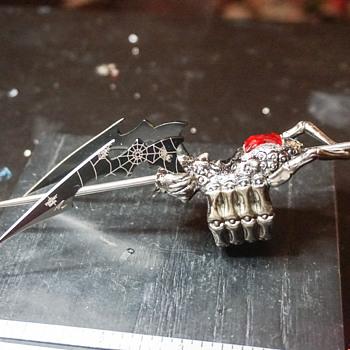 Spider Ring Knife