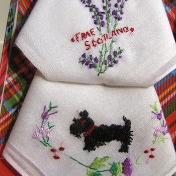 Wee Bonnie Hankies from Scotland