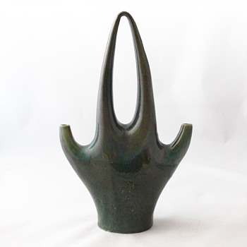 PEYRÓ lampfoot (Spain, 1950s) - Pottery
