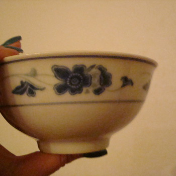 Unknown Markings Does anyone know?  - China and Dinnerware