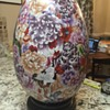 Large Cloisonne Egg **Edit to add picture of bottom**