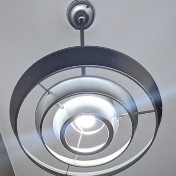 Mid Century Modern light fixture. - Mid-Century Modern