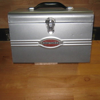 1952 Craftsman Polisher Box
