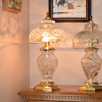 Crystal Lamps - Lamps