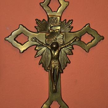 My favorite crucifix