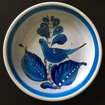 Vintage Native American bowl  - Pottery