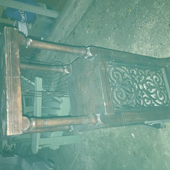 Any ideas what this is? - Furniture