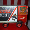 Coors Delivery Truck