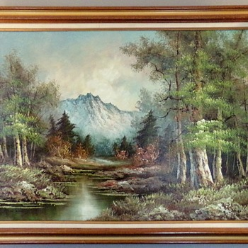 Paintings  - Fine Art