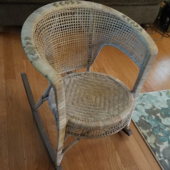 Can anyone tell me anything abou this chair? - Furniture