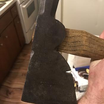 Hukill hunter hatchet  - Tools and Hardware
