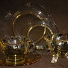 Inherited Depression Glass