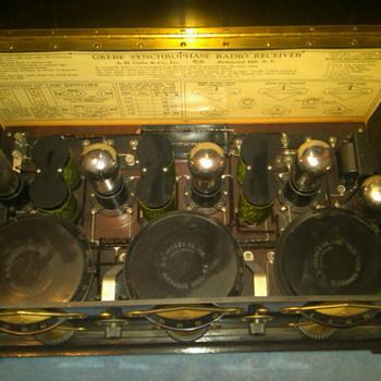 Grebe Synchrophase - Radios
