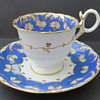 Antique Coalport Cup and Saucer