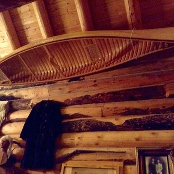 Living Room Canoe