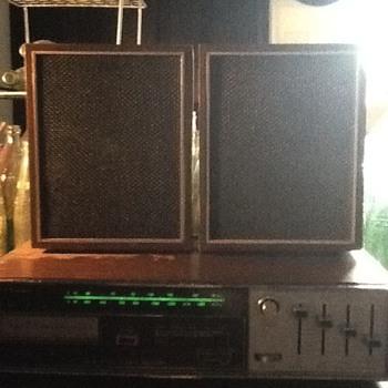 My Broadmoor Eight Track and Radio