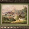 Vintage Oil Painting - European Countryside - Viktoria Maltuch/A. Schutzmann