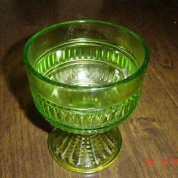 Mystery Pattern - Glassware