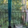 Whitefriars Knopped Bud Vase and Little Hyacinth Vase