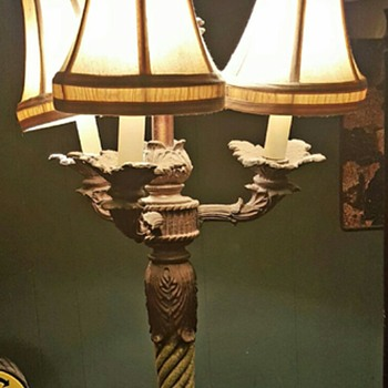 Berman Table Lamps