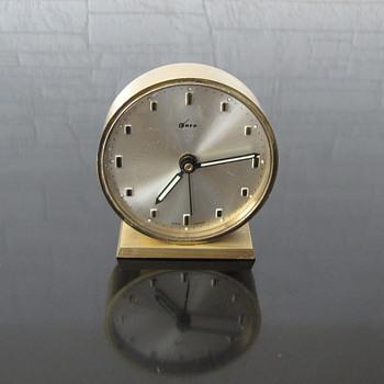 KOPP travel alarm clock, made in Germany - Clocks