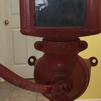Antique coffee grinder - Kitchen